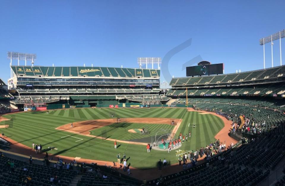 Oakland Athletics Suite Rentals Oakland Alameda County