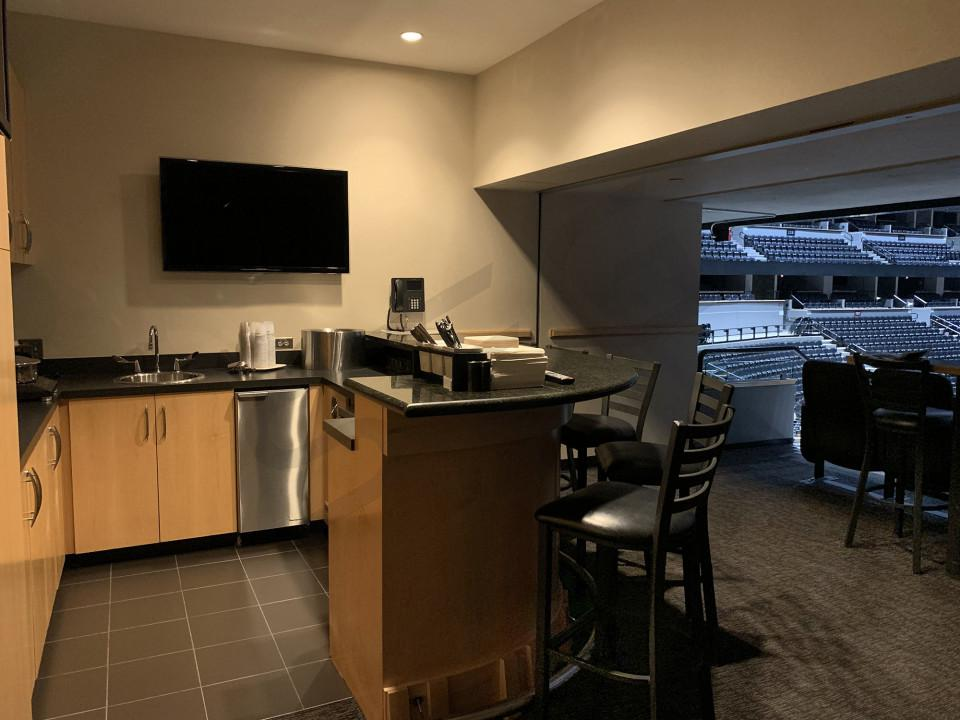 Denver Nuggets Suite Rentals Pepsi Center