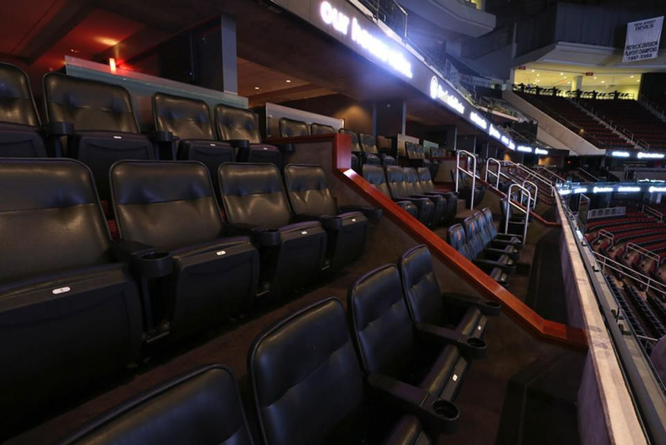 New Jersey Devils Suite Rentals | Prudential Center