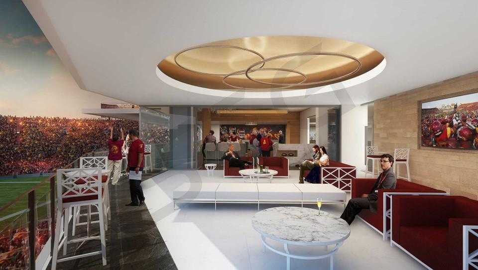 Los Angeles Rams Suite Rentals | Los Angeles Memorial Coliseum