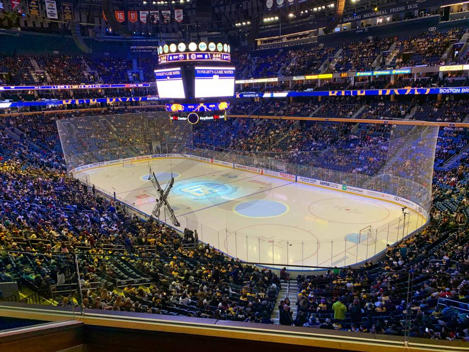 KeyBank Center Suite Rentals | Suite Experience Group