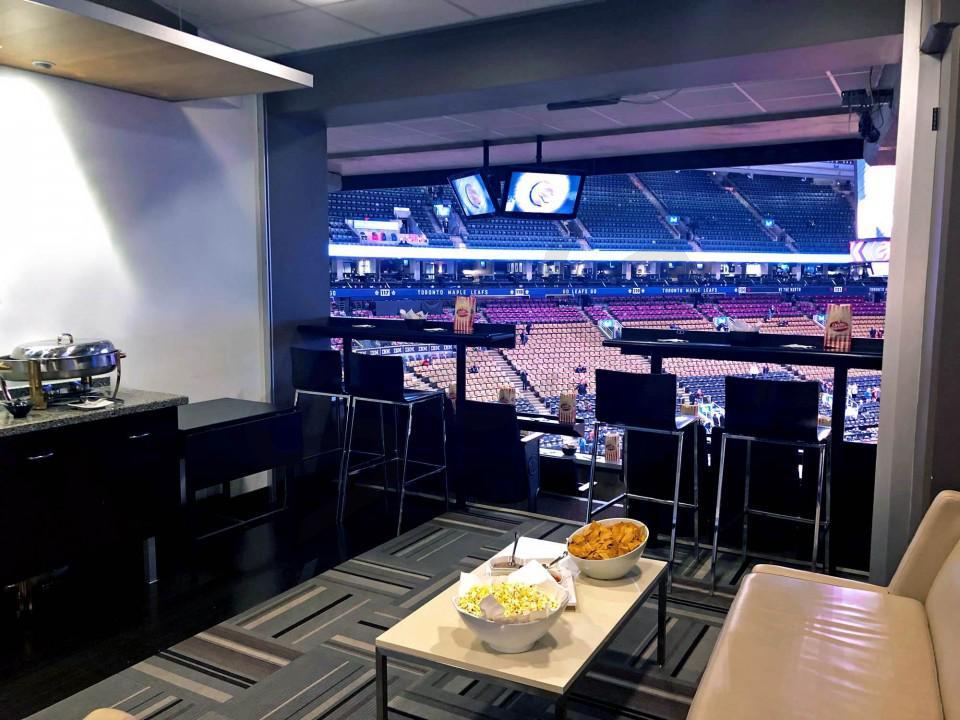 Toronto Raptors Suite Rentals | Scotiabank Arena (Formerly