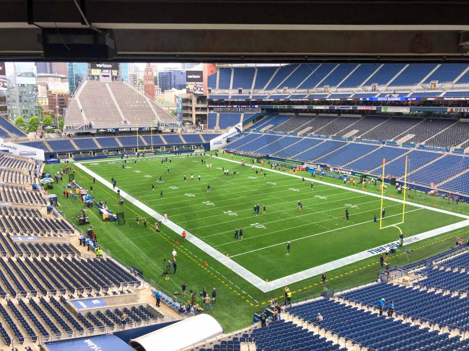 Seattle Seahawks Suite Rentals Centurylink Field