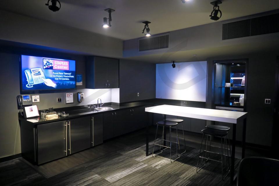 Los Angeles Kings Suite Rentals Staples Center