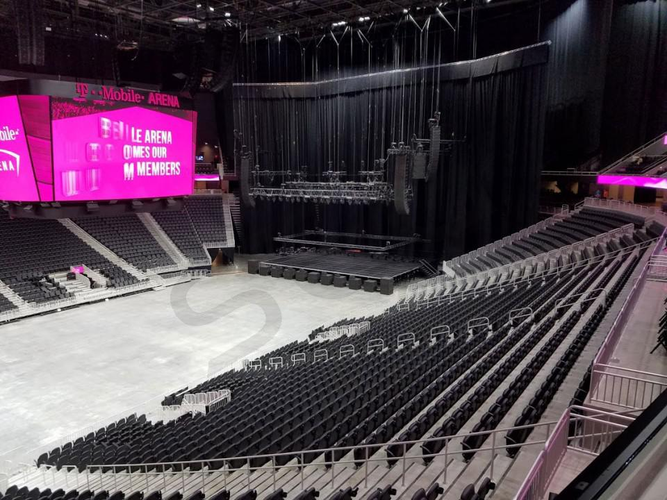 Vegas Golden Knights Suite Rentals | T-Mobile Arena