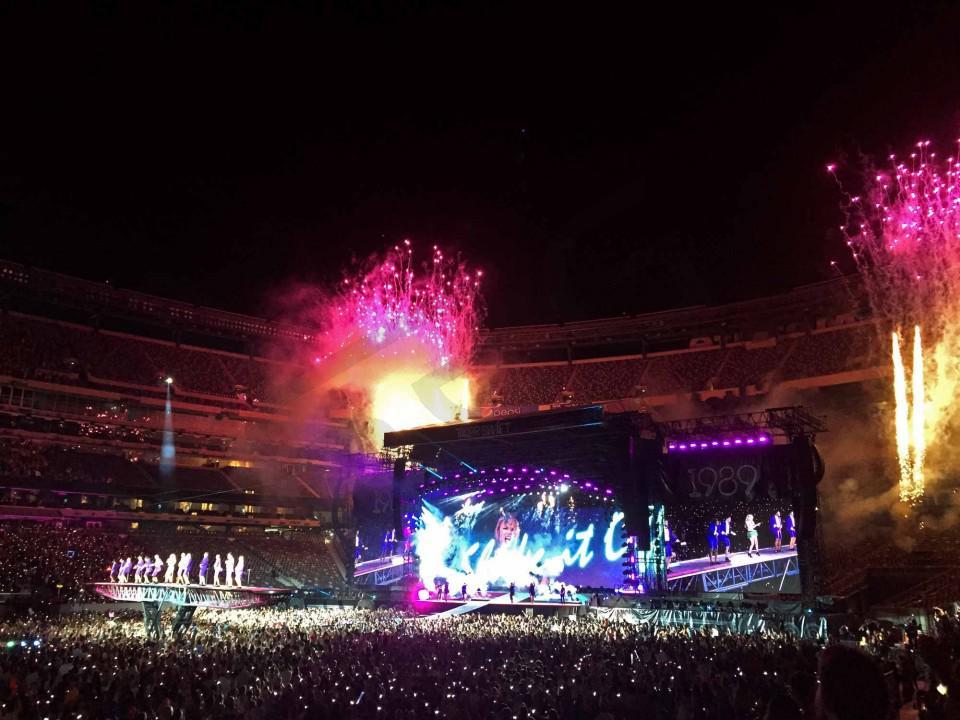 Taylor Swift Reputation Tour Suites Suite Experience Group