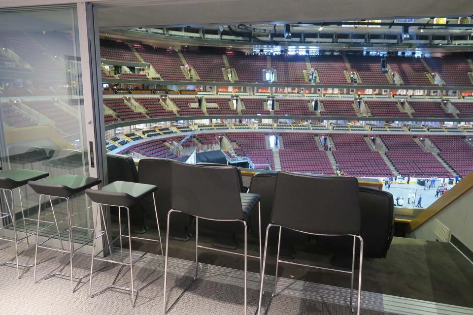Brilliant Chicago Bulls Suite Rentals United Center Dailytribune Chair Design For Home Dailytribuneorg