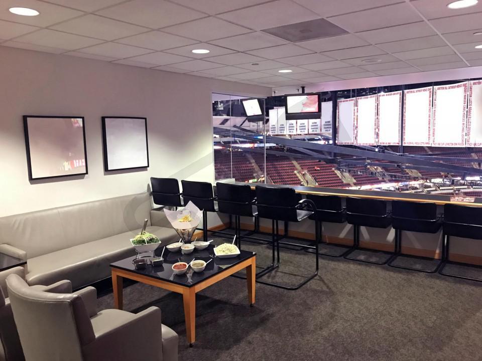 Chicago Bulls Suite Rentals United Center