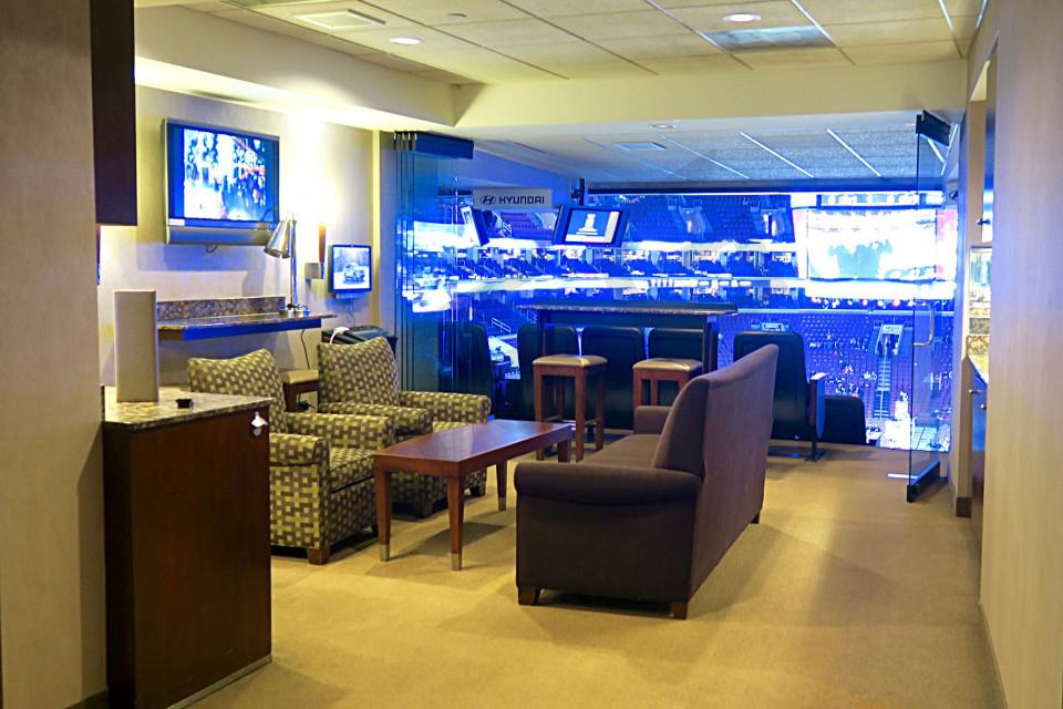 Wells Fargo Center Suite Rentals | Suite Experience Group
