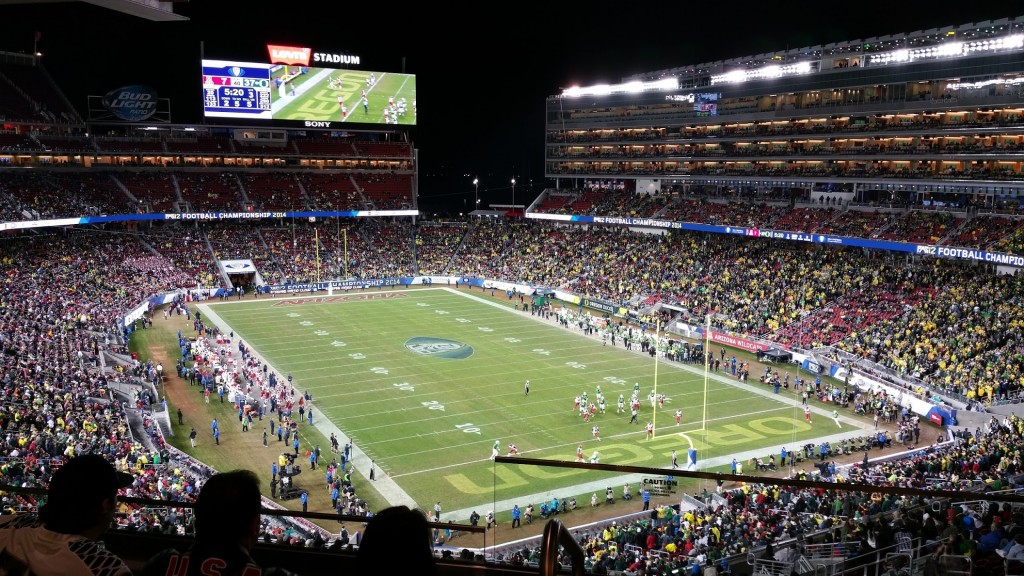 Pac-12 Championship game at Levi's Stadium